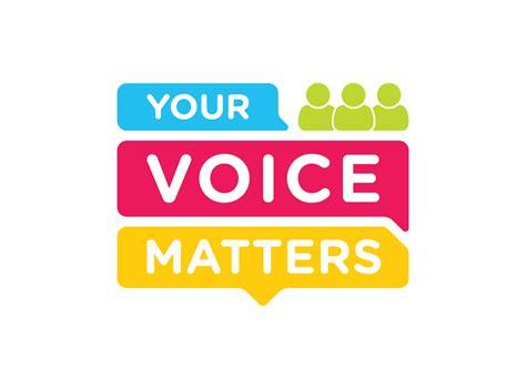 Your Voice your voice matters hse ie