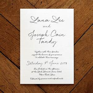 love letter wedding invitation set and save the date by With wedding invitations date format