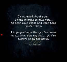love quotes     im worried