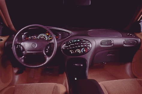 old car manuals online 1996 mercury sable interior lighting curbside classic 1996 99 mercury sable a messenger carrying an illegible message