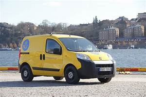 La Fiat Fiorino prolonge sa distribution du courrier ...