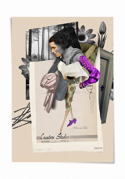 Collage Danish Create Trend Project Inspiration Behance