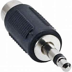 3 5mm Klinke Adapter : inline audio adapter 3 5mm klinke stecker an 1x cinch ~ Jslefanu.com Haus und Dekorationen
