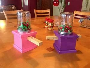 Mason Jar Candy Dispenser Plans Plans DIY Free Download