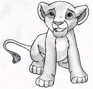 The Lion King - Kiara (cub) by 09Dianime on DeviantArt