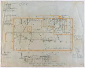 Weatherford Hotel Mechanical Plans  Weatherford  Texas
