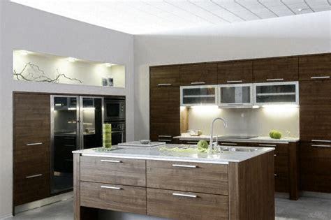 idee de cuisine moderne cuisine moderne en bois idee deco cuisine id 233 e salle de bain et cuisine design