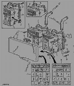 30 John Deere 6400 Fuse Box Diagram