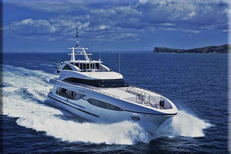 Yacht Types by Yacht Types Custom Yachts Ekm