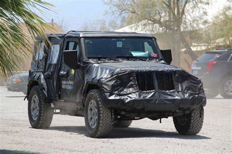 2018 Jeep Wrangler News And Updates