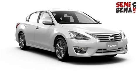 Gambar Mobil Nissan Teana by Harga Nissan Teana Review Spesifikasi Gambar November