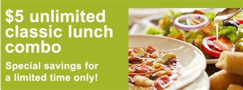 unlimited soup and salad olive garden dinner olive garden unlimited soup salad and breadsticks lunch