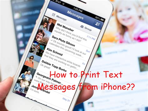 how do i print pictures from my iphone how do i text messages from my iphone 6