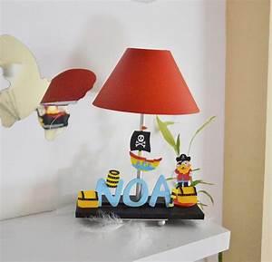Lampe Chambre Fille : lampe de chevet enfant bois ouistitipop ~ Preciouscoupons.com Idées de Décoration
