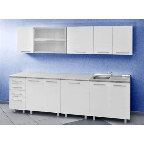 cuisine occasion pas cher destockage meuble cuisine en 2m60
