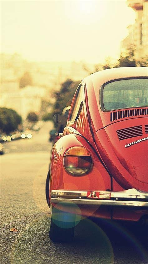 mm  car street vintage papersco