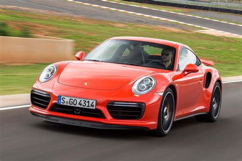 2018 Porsche 911 Turbo S Review First Drive Motoring