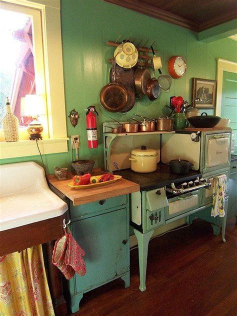 retro country kitchen vintage kitchen i the stove my stove was just 1927