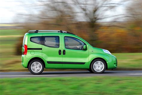 Fiat Qubo by Fiat Qubo Estate Review 2009 Parkers
