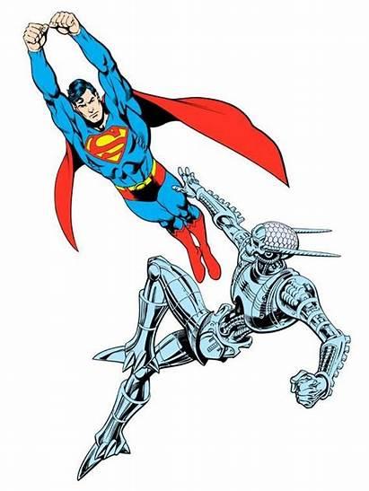 Lopez Garcia Jose Superman Luis Brainiac Dc