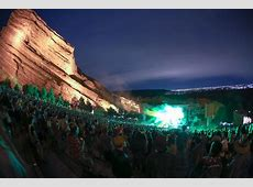 Red Rocks Concerts in the 2019 Season Announced Things