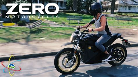 Electric Motorcycle Review!