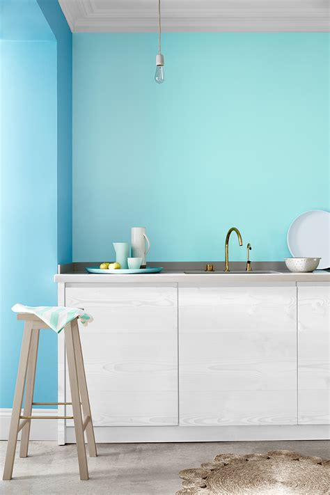 cuisine gris mat introducing the 39 blue 39 collection greene paint