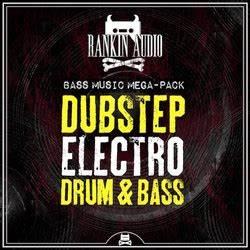 Rankin Audio Bass Music Mega Pack - Dubstep, Electro and ...