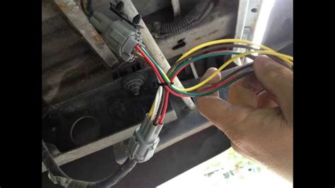 Nissan Truck Wiring Harnes by How To Install Trailer Wiring Harness For Nissan Frontier