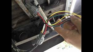How To Install Trailer Wiring Harness For Nissan Frontier 1999