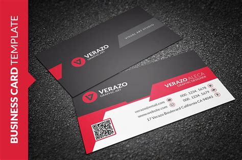 stylish corporate business card business card templates
