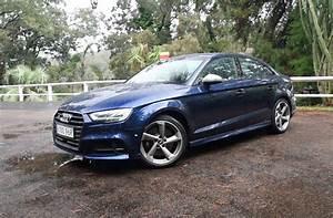 Audi A3 Berline 2017 : 2017 audi s3 sedan review the ultimate wet weather machine pov performancedrive ~ Medecine-chirurgie-esthetiques.com Avis de Voitures