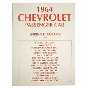 1964 Chevrolet Wiring Diagram Manual