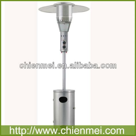 sell gas patio heater with light ph1500 view