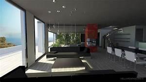 Déco interieur maison contemporaine Exemples d'aménagements