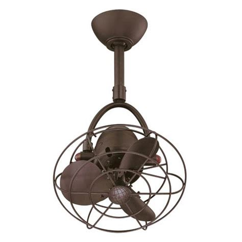 bronze oscillating fan bellacor
