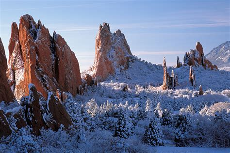 Garden Of The Gods Best Time To Visit by Vacation Colorado Springs Archives Travel