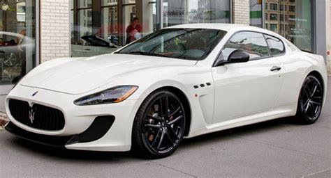 Maserati Grancabrio Modification by Maserati Launches Maserati Granturismo Mc In The Us With A