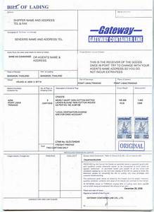bill of lading b l what is it its different types With b l documents