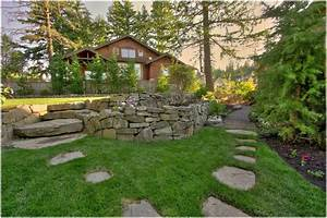 large rock landscaping ideas design decoration With kitchen cabinet trends 2018 combined with tiny taper candle holders