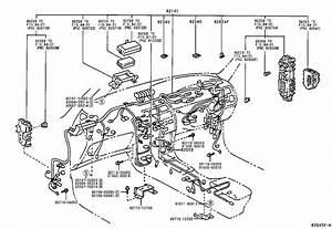 Toyota Corollaae100-aehdk - Electrical