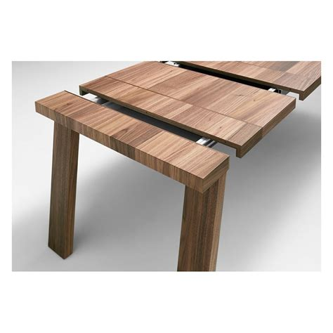 table extensible en bois maxila