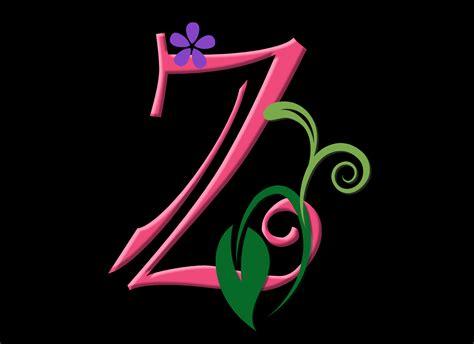 Printable Pdf Letter Z Coloring Page