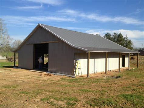 pole barn metal pole barns finished studio design gallery best design