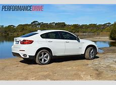 2012 BMW X6 xDrive30d Alpine White