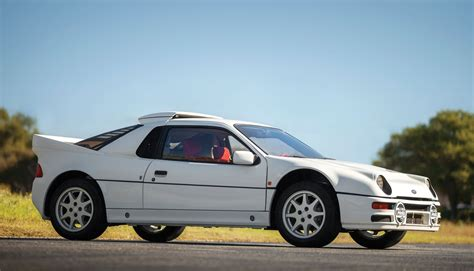 Ford RS200 group B Rally stage goodwood 2008 | If you wish ...