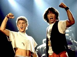 Bill & Ted 3 is Probably Happening and That's Most Excellent