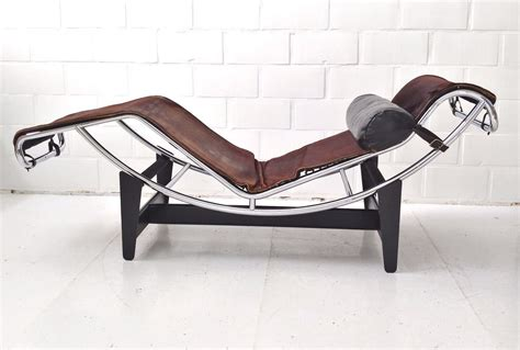 Lc4 Chaise Longue By Le Corbusier, Charlotte Perriand
