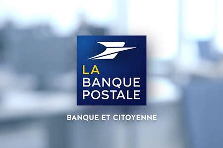 un logo modernisé pour la banque postale comedie
