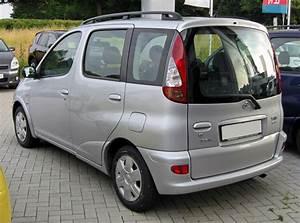 Toyota Verso Dimensions : file toyota yaris verso facelift 20090621 rear jpg wikimedia commons ~ Medecine-chirurgie-esthetiques.com Avis de Voitures